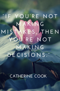 QUOTE - CATHERINE COOK