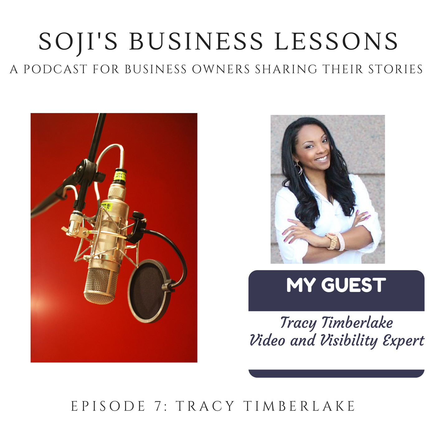 Soji's Business Lessons - Tracy Timberlake